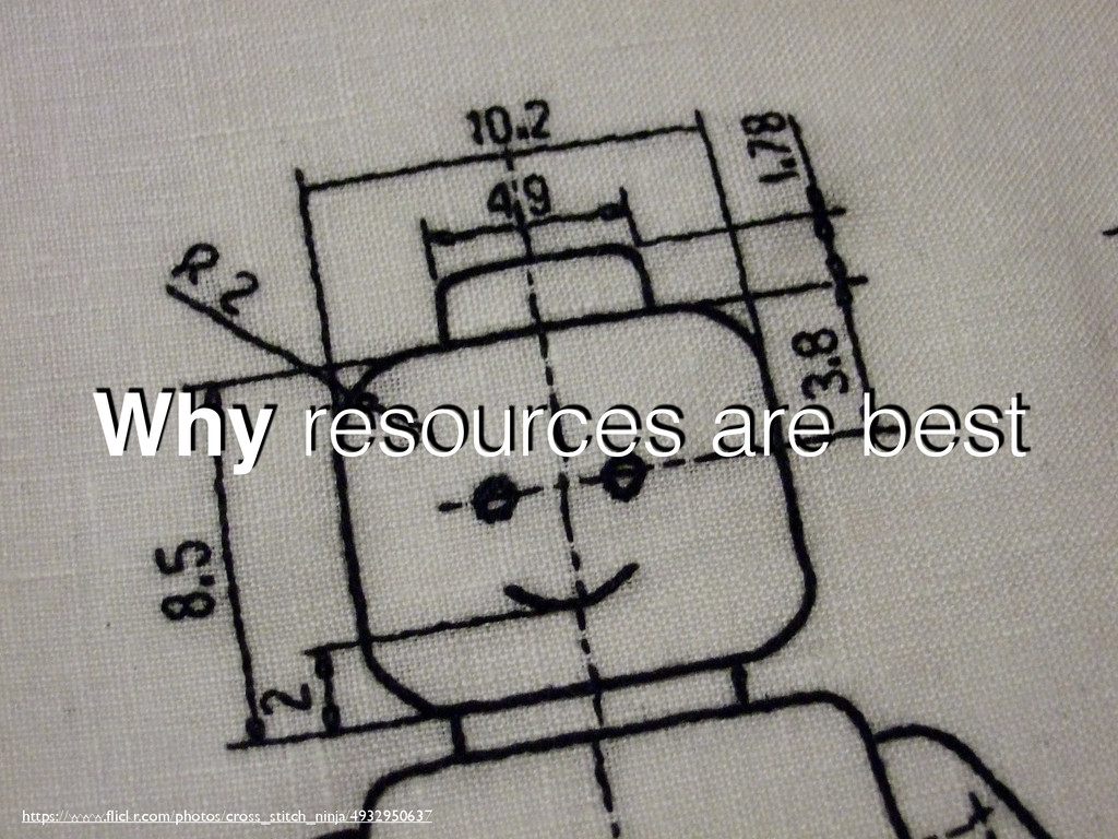 Why resources are best https://www.flickr.com/ph...