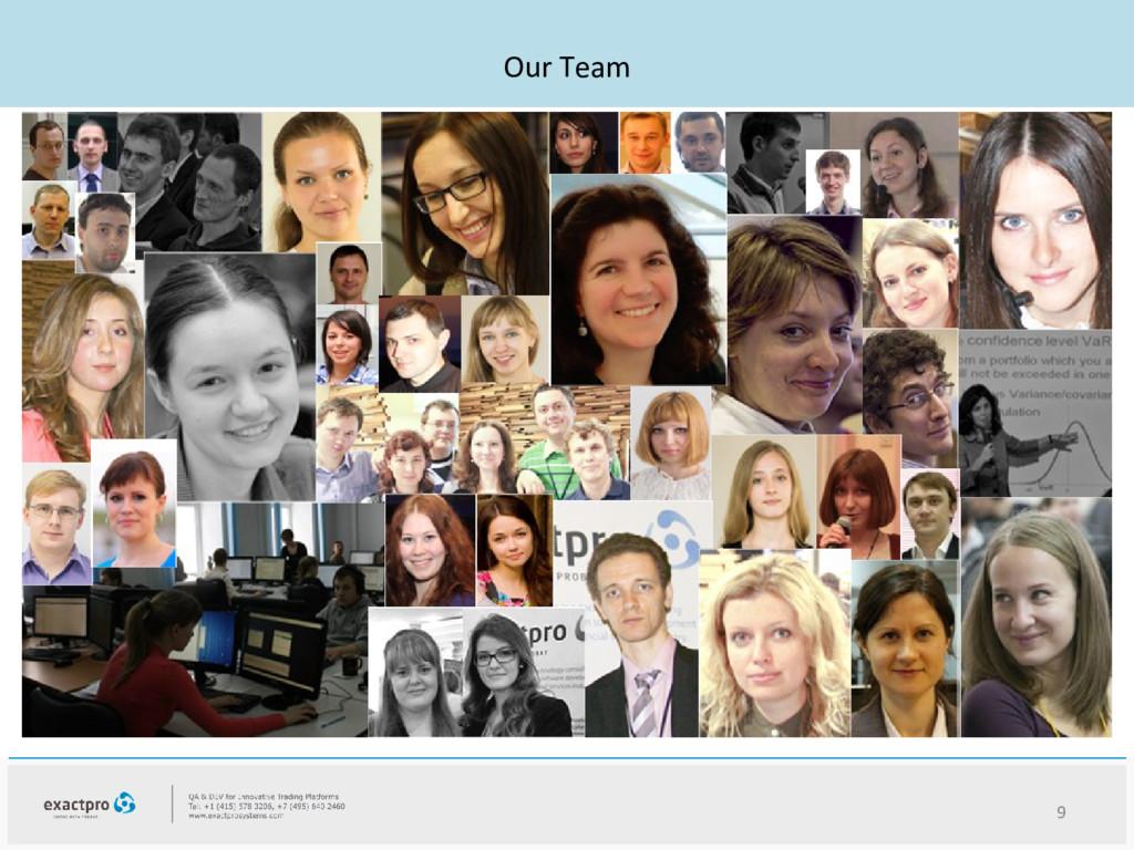 Our Team 9