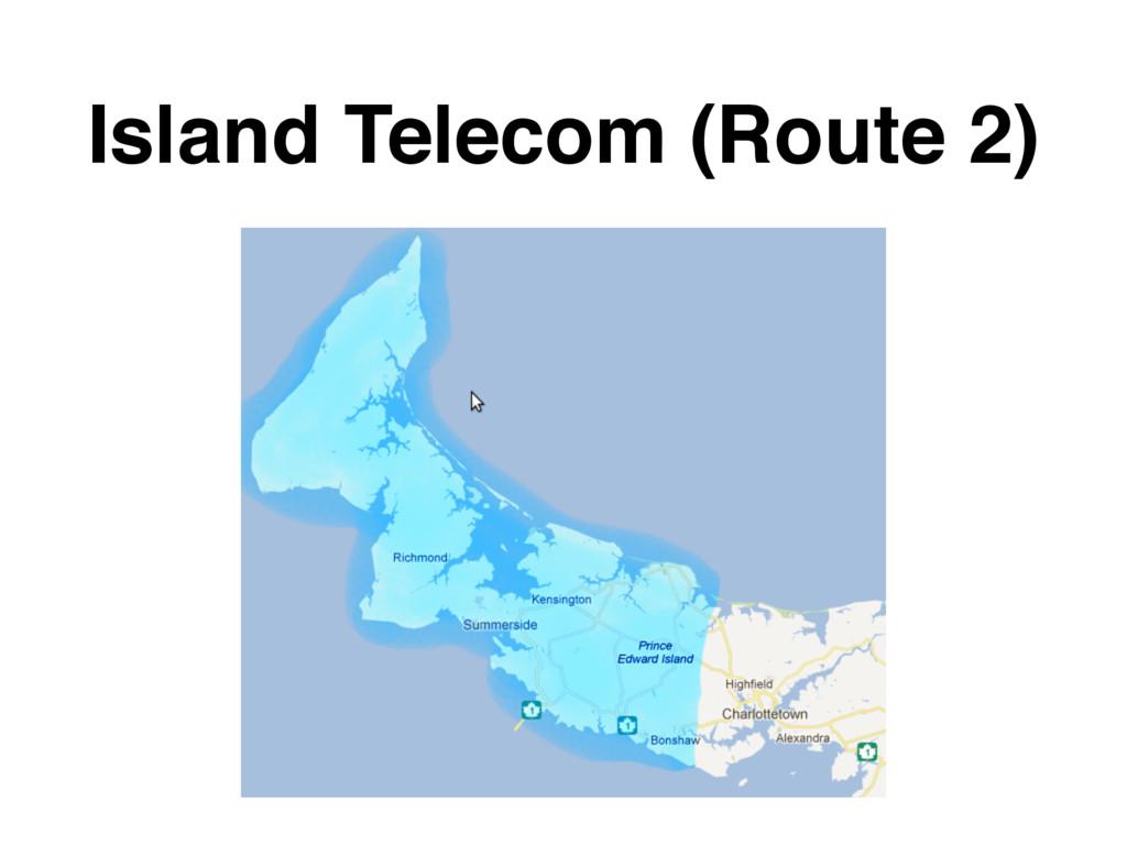 Island Telecom (Route 2)