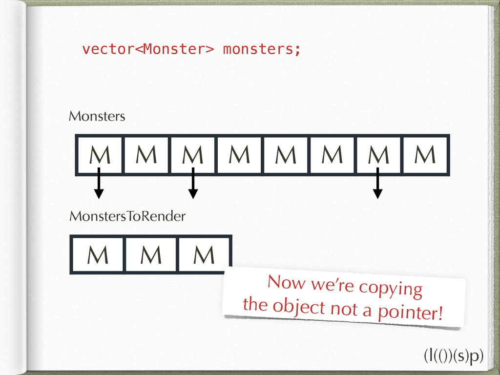 M M O M M O M M O M M O Monsters M M M Monsters...