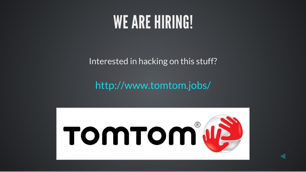 WE ARE HIRING! Interested in hacking on this st...