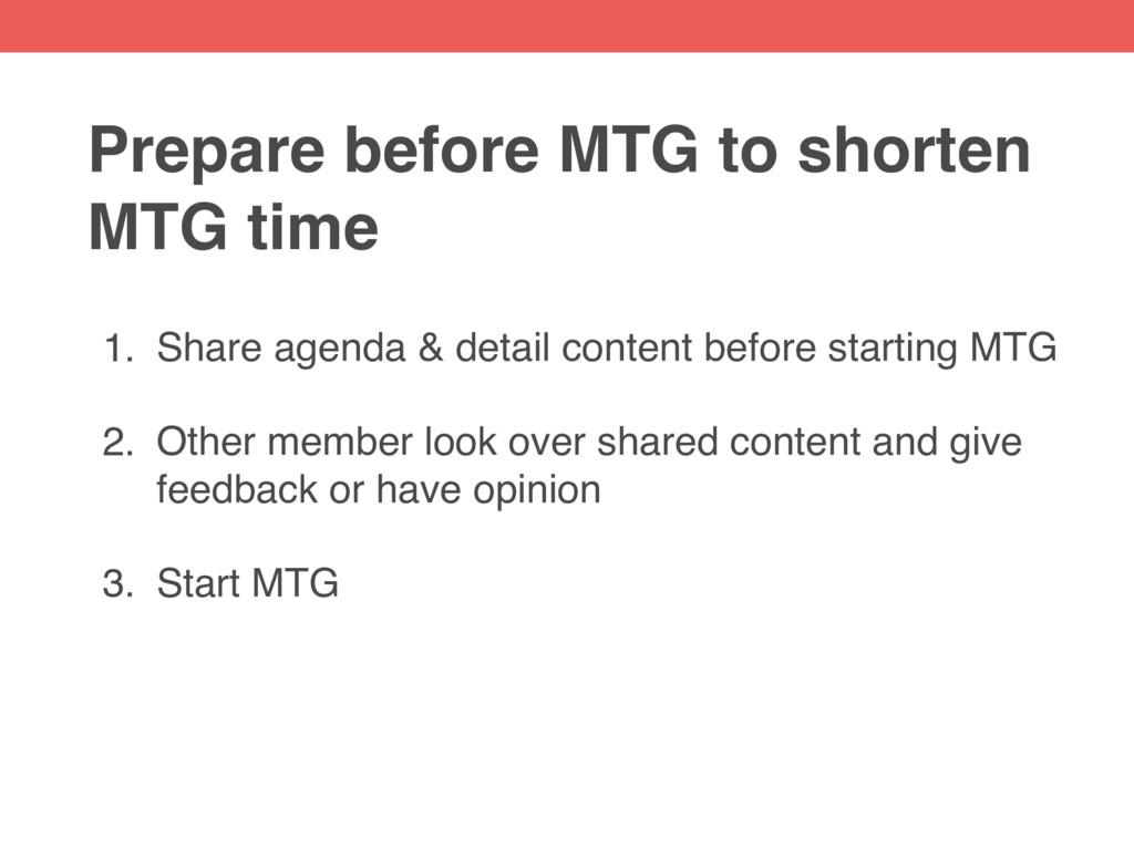 1. Share agenda & detail content before startin...