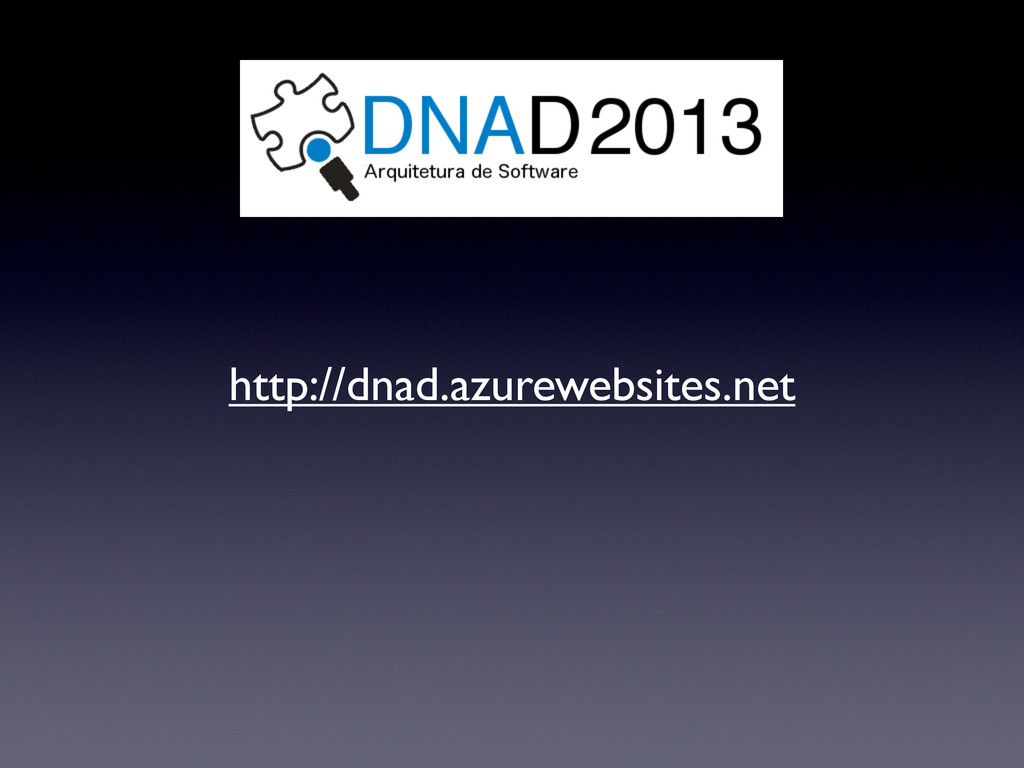 http://dnad.azurewebsites.net