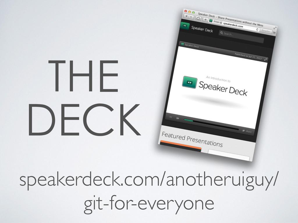 speakerdeck.com/anotheruiguy/ git-fo...
