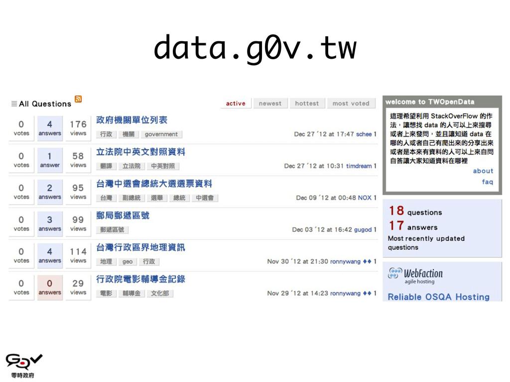 data.g0v.tw