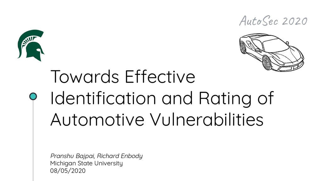 Towards Effective Identification and Rating of A...