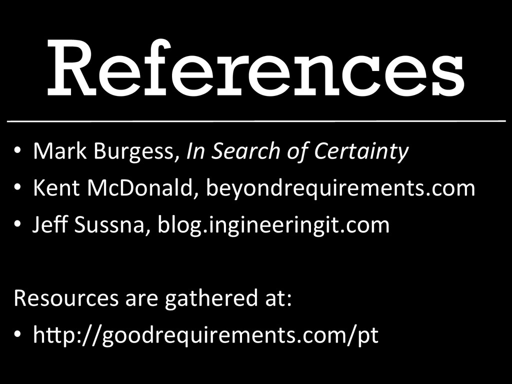 • Mark Burgess, In Search of Ce...