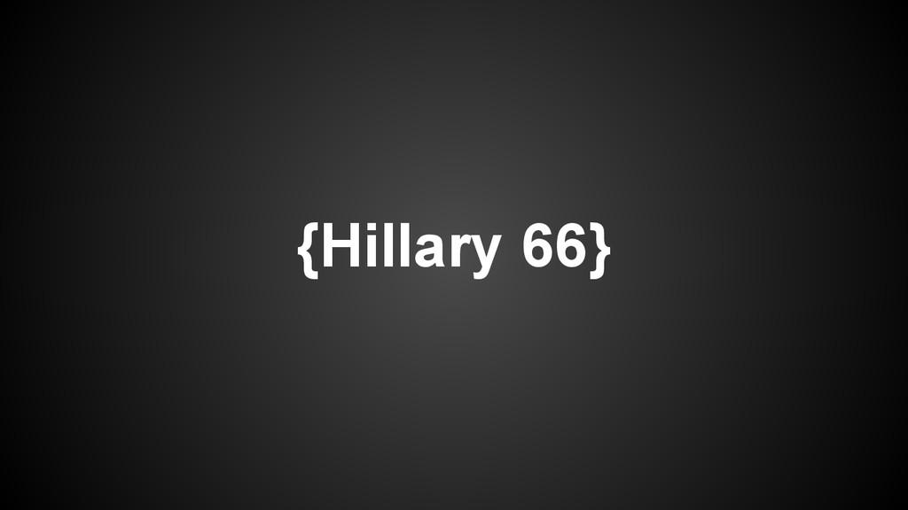 {Hillary 66}