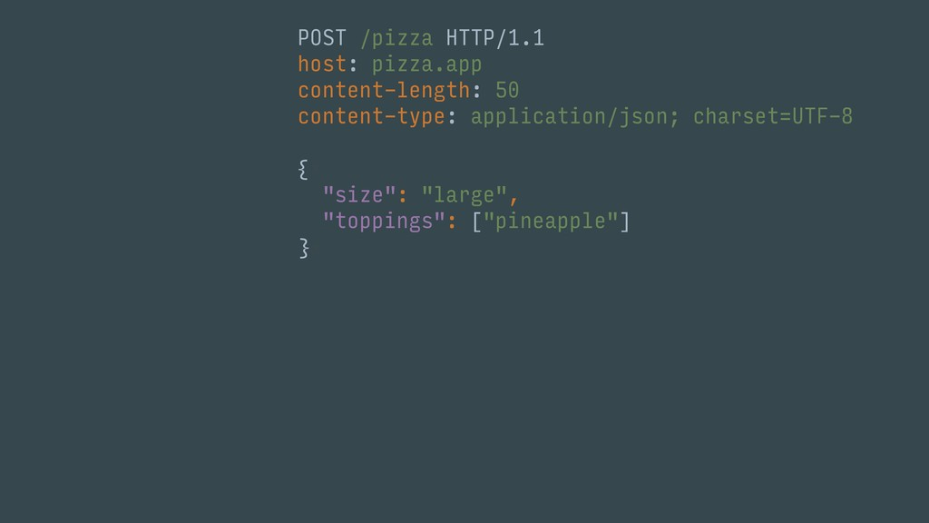 POST /pizza HTTP/1.1 host: pizza.app content-le...
