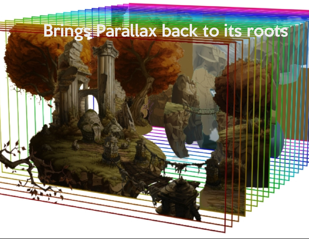 Brings Parallax back to its roots
