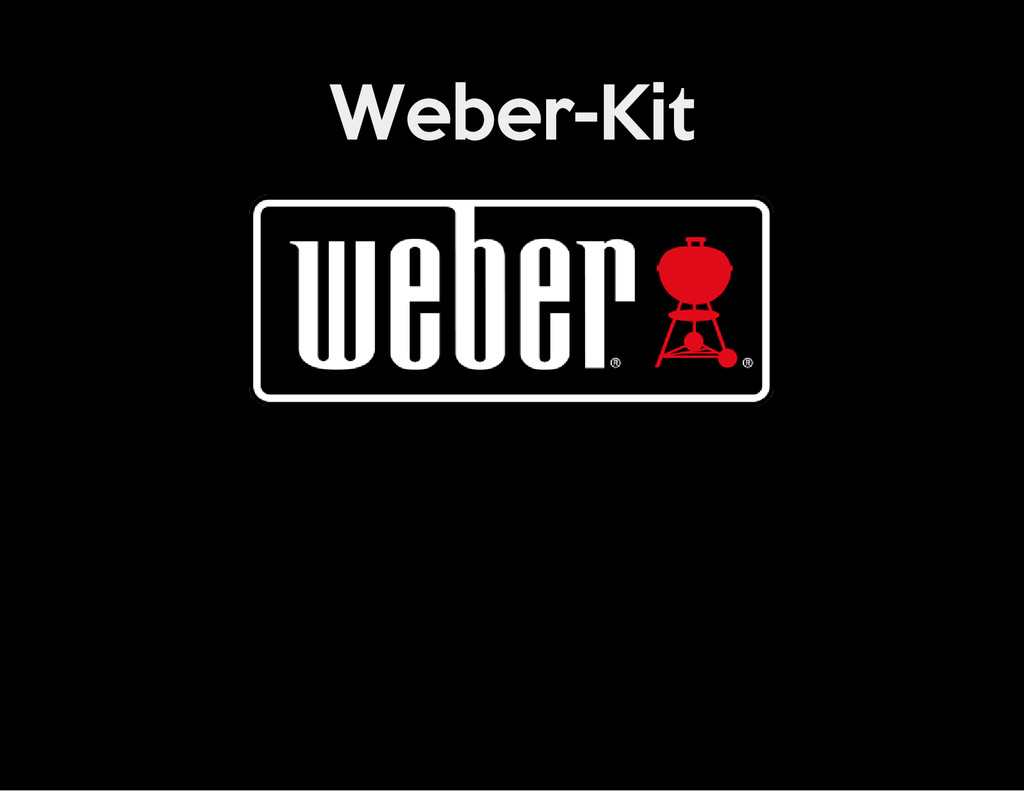 Weber-Kit