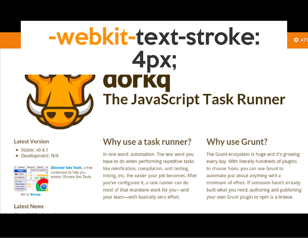 -webkit-text-stroke: 4px;