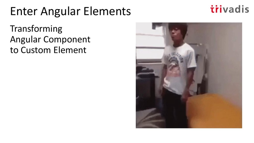 Enter Angular Elements Transforming Angular Com...