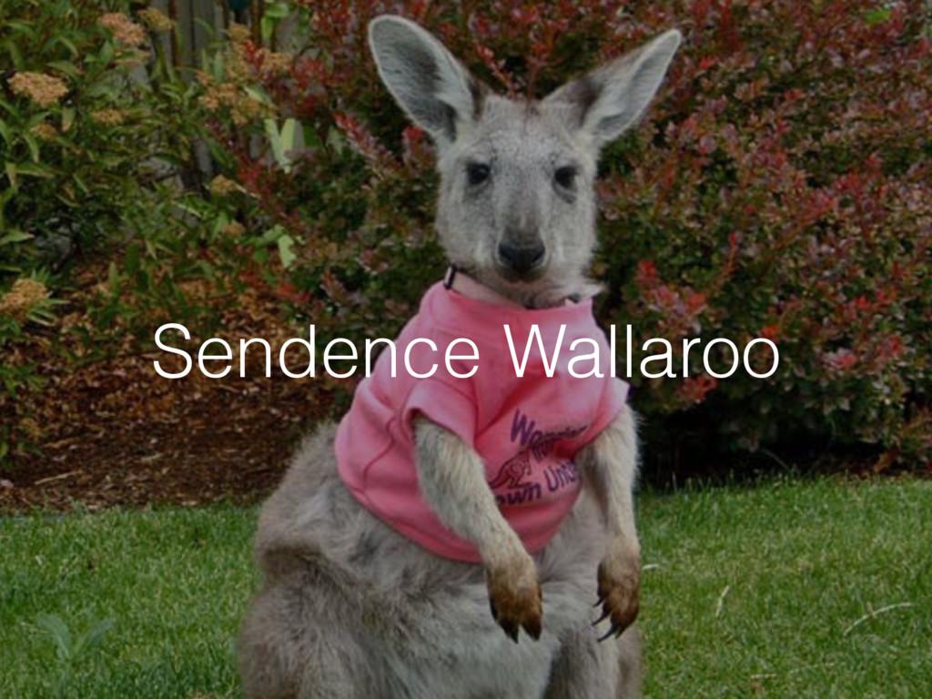 Sendence Wallaroo