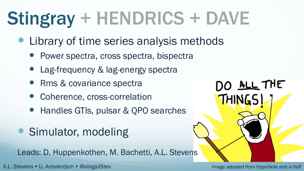 —  Library of time series analysis methods — ...