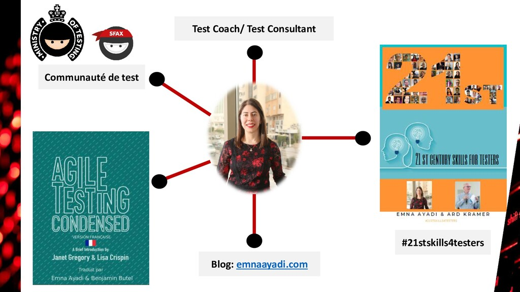 #21stskills4testers Test Coach/ Test Consultant...