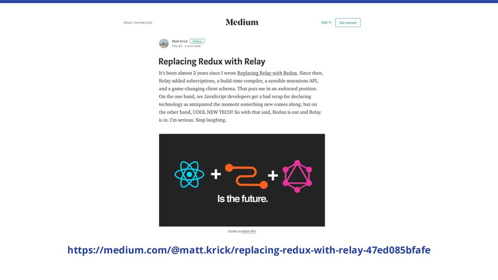 https://medium.com/@matt.krick/replacing-redux-...