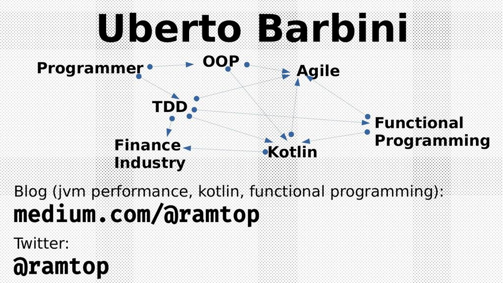 Uberto Barbini Blog (jvm performance, kotlin, f...