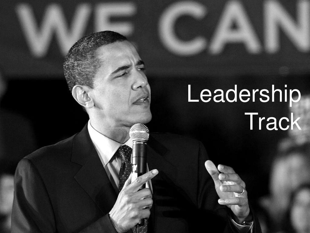Leadership Track