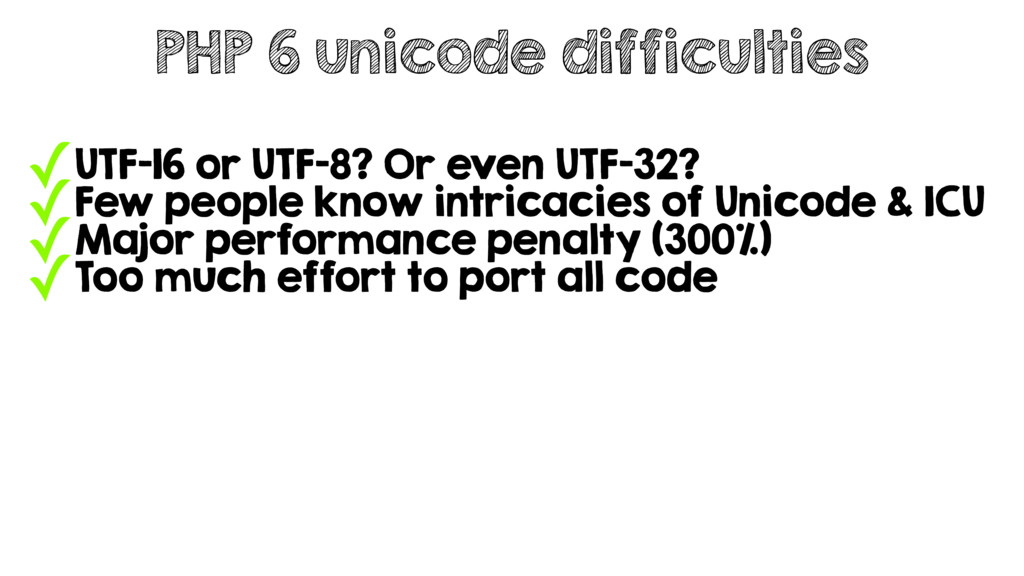 ✓UTF-16 or UTF-8? Or even UTF-32? ✓Few people k...