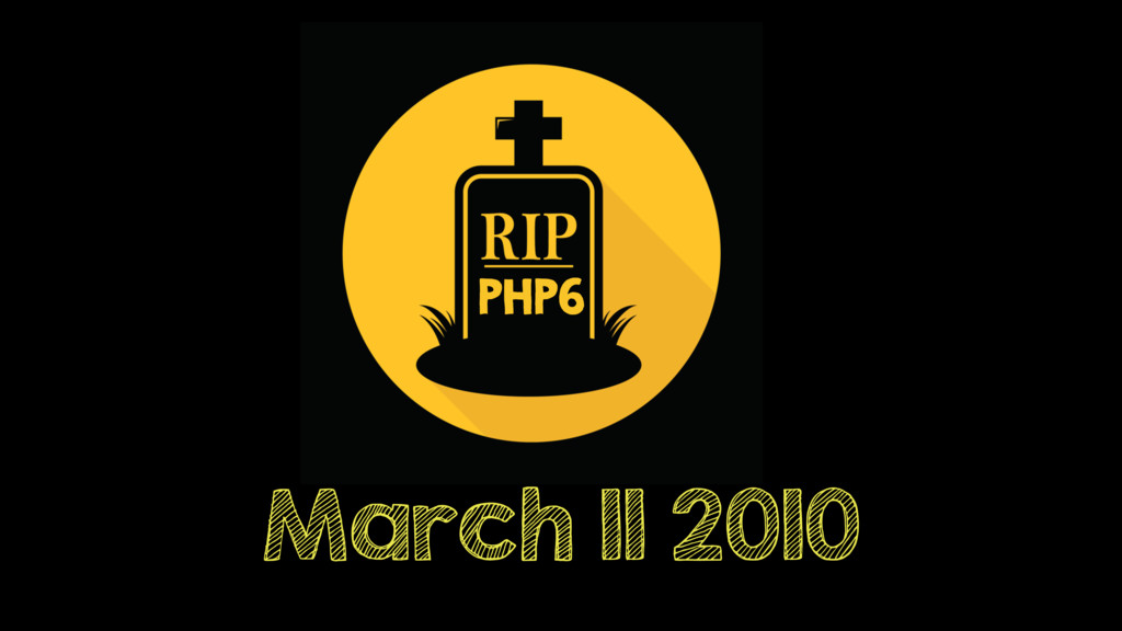 March 11 2010 PHP6