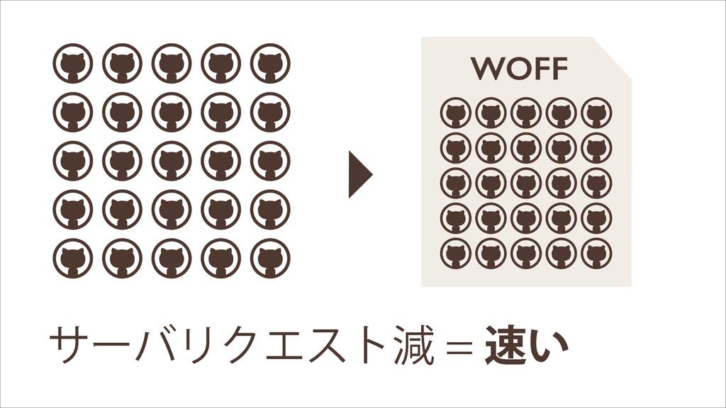 αʔόϦΫΤετݮ͍ WOFF