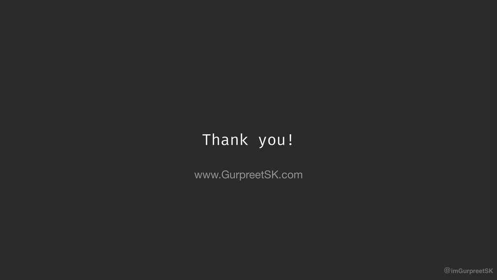 @imGurpreetSK Thank you! www.GurpreetSK.com