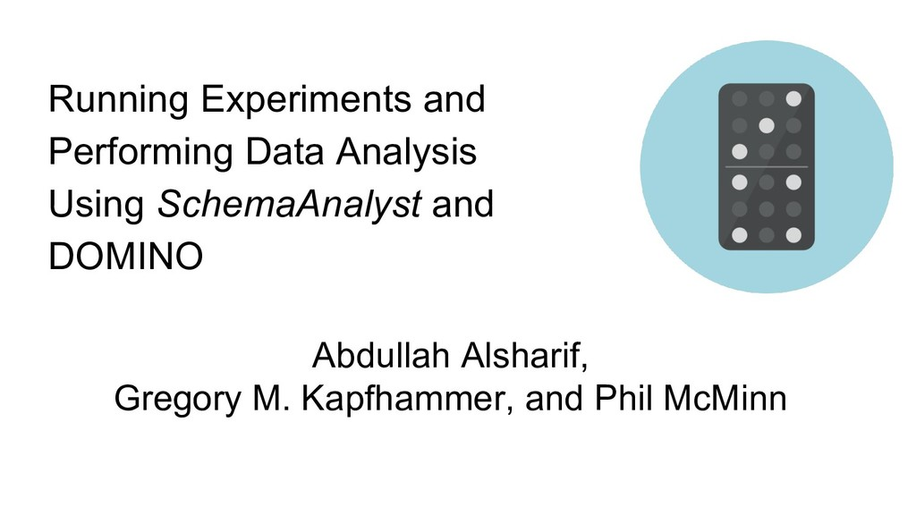 Running Experiments and Performing Data Analysi...
