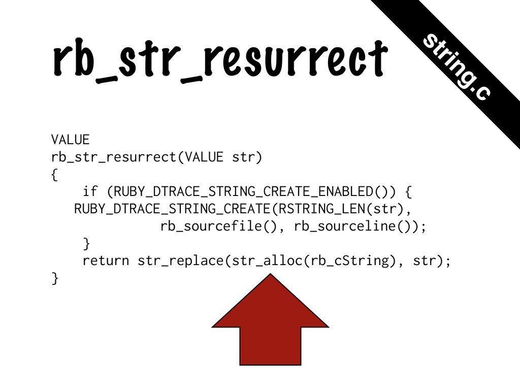 rb_str_resurrect VALUE rb_str_resurrect(VALUE s...