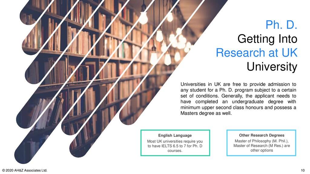 English Language Most UK universities require y...
