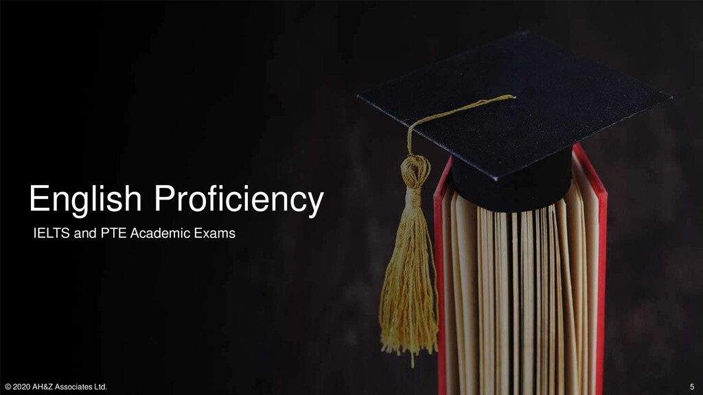 English Proficiency IELTS and PTE Academic Exam...