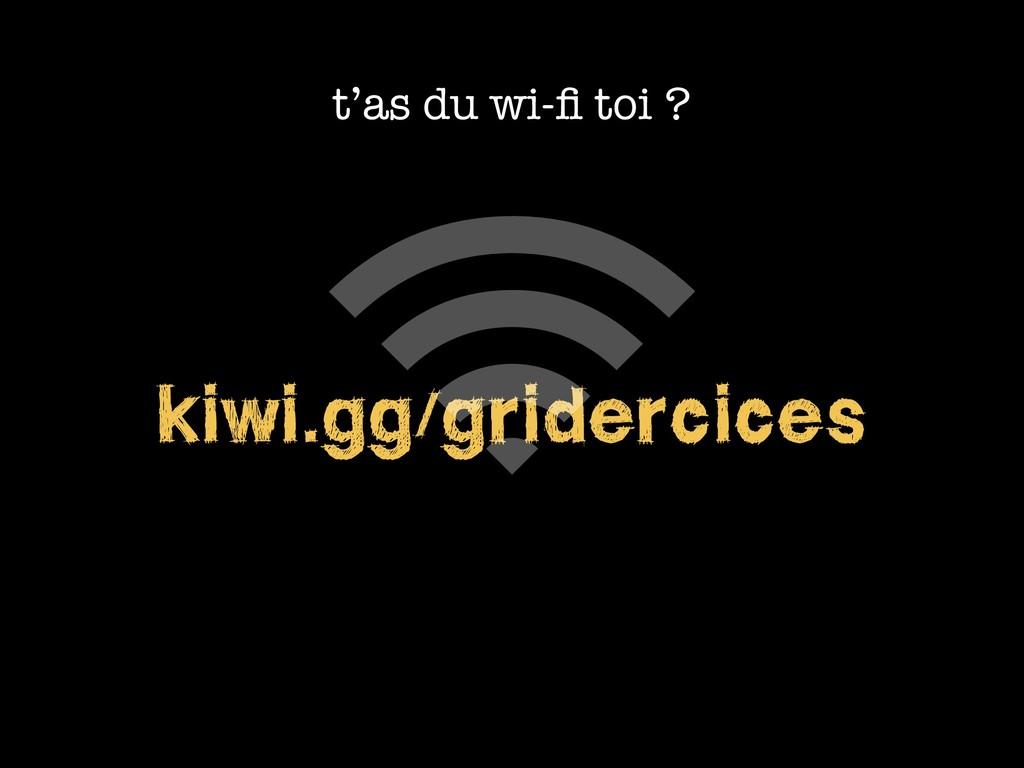 kiwi.gg/gridercices t'as du wi-fi toi ?