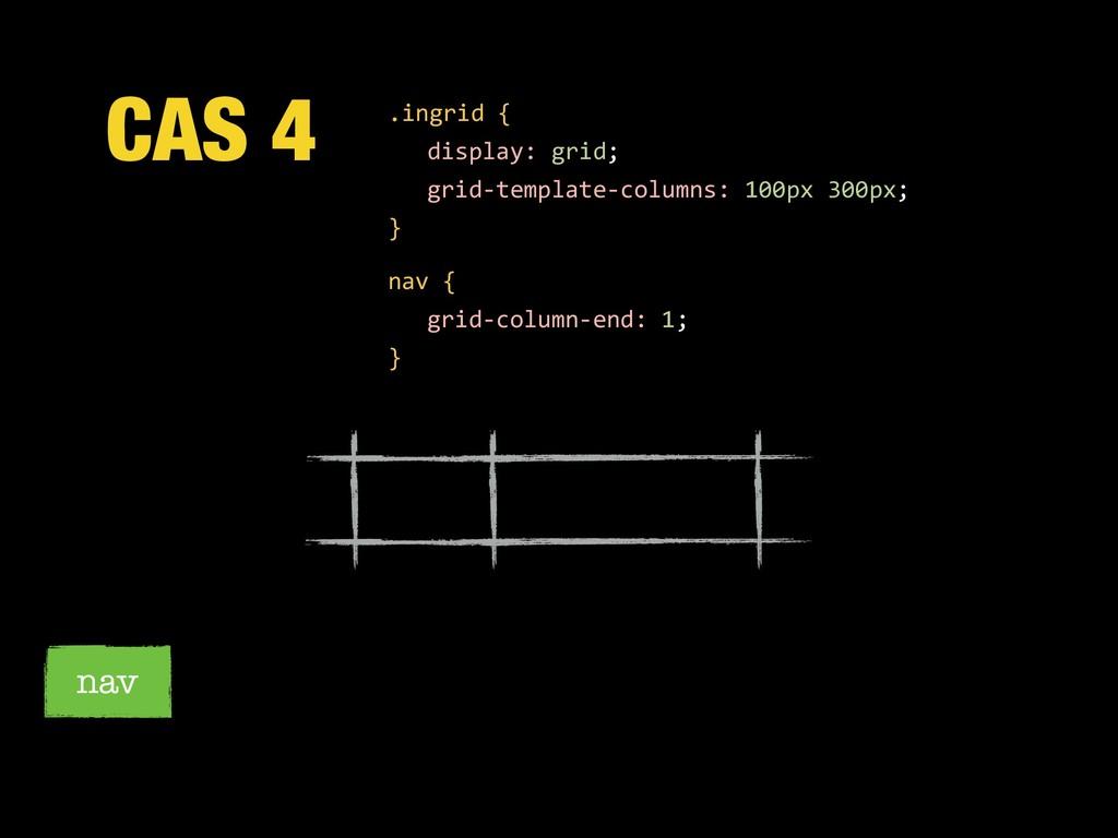 CAS 4 nav .ingrid { display: grid; grid-templat...