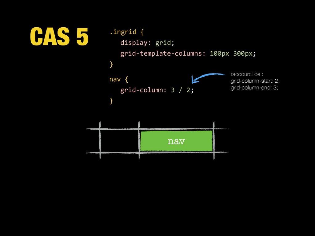 CAS 5 nav .ingrid { display: grid; grid-templat...
