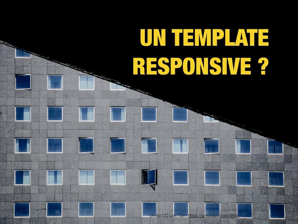 photo CC Loic Djim https://unsplash.com/@loic U...