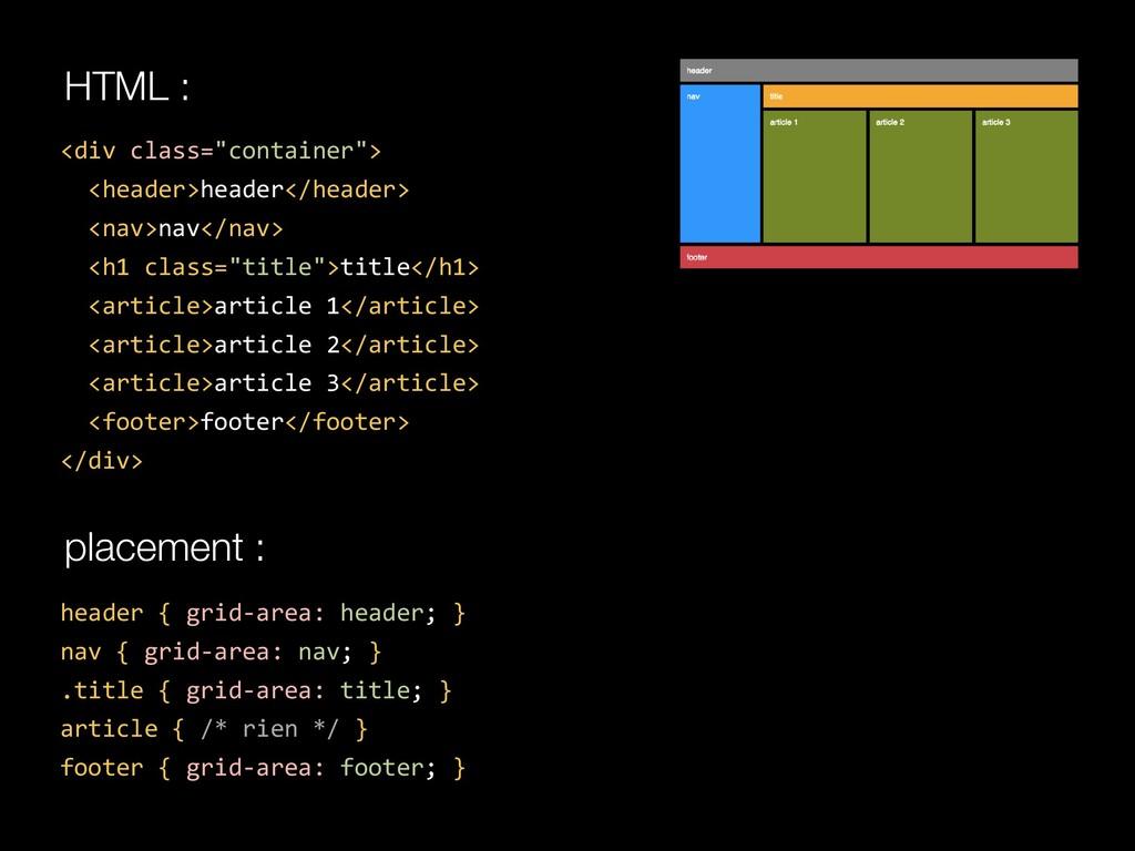 "<div class=""container""> <header>header</header>..."