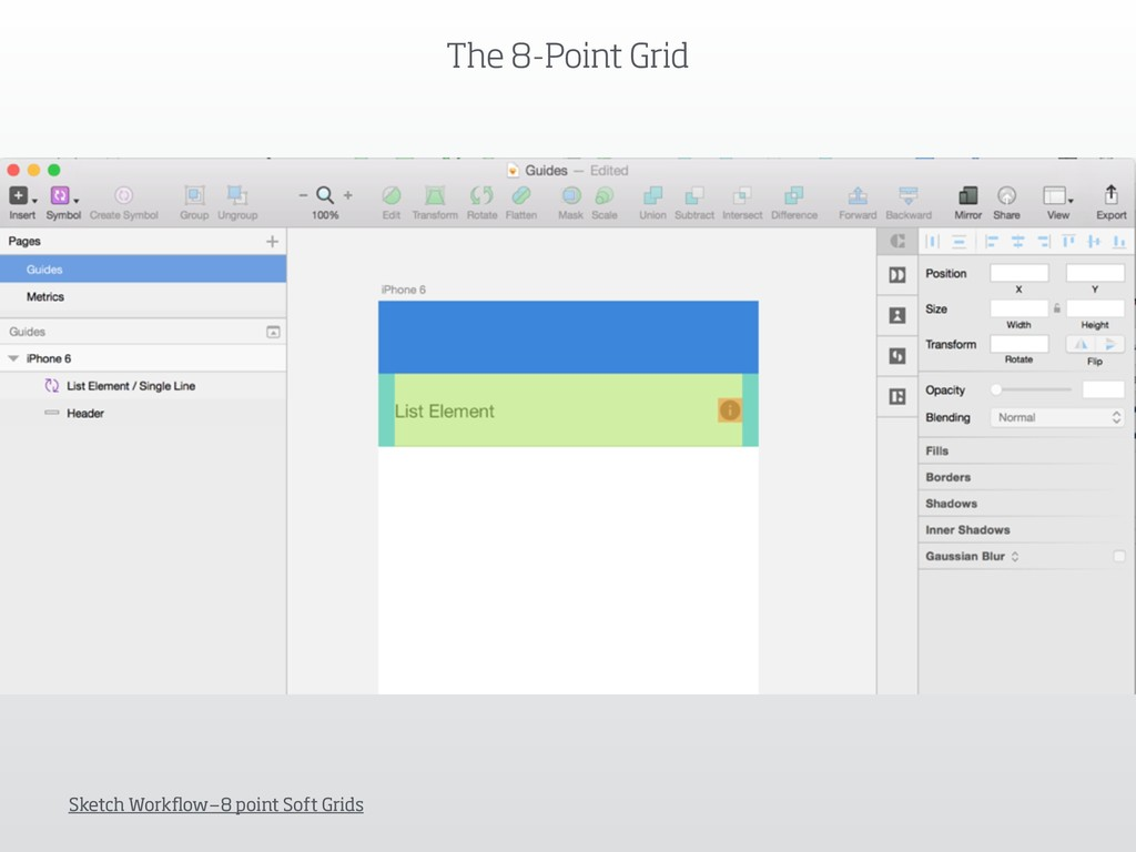 The 8-Point Grid Sketch Workflow—8 point Soft ...