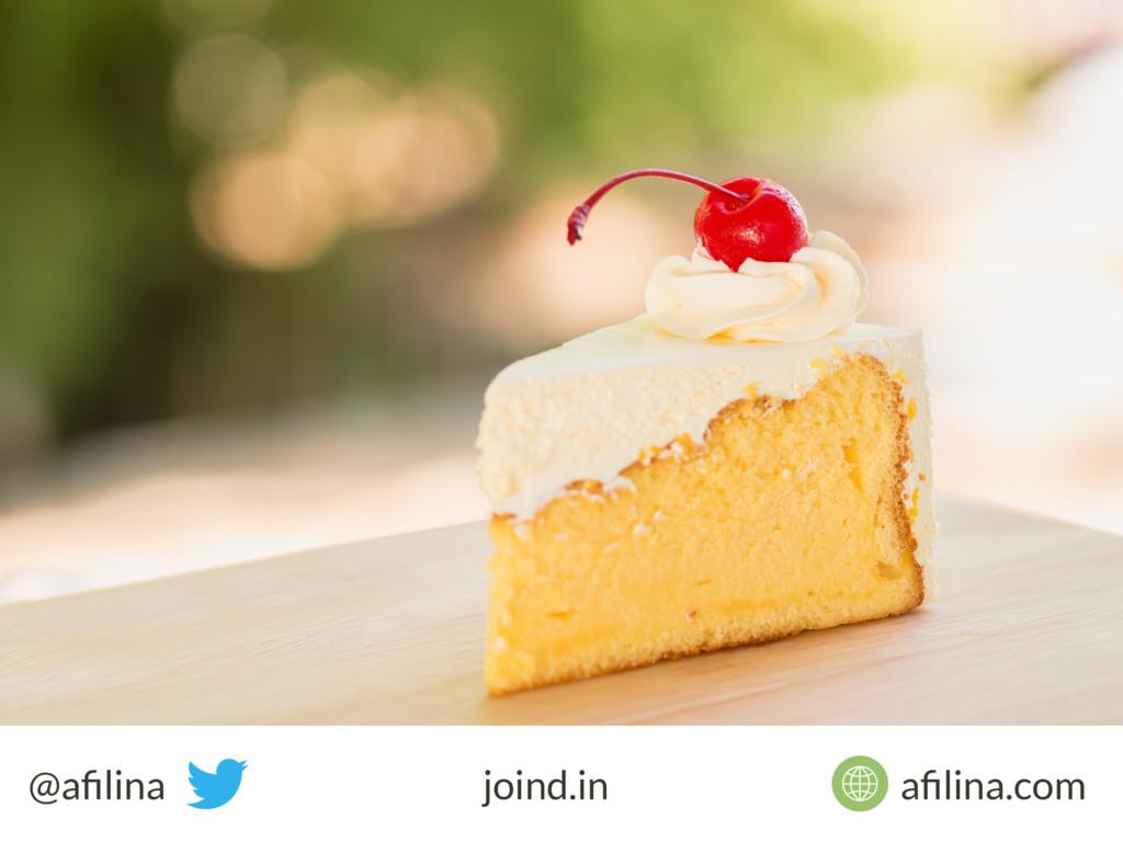 @afilina afilina.com joind.in