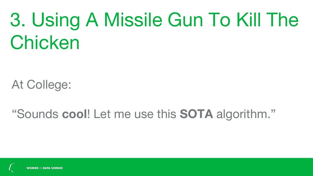 3. Using A Missile Gun To Kill The Chicken At C...
