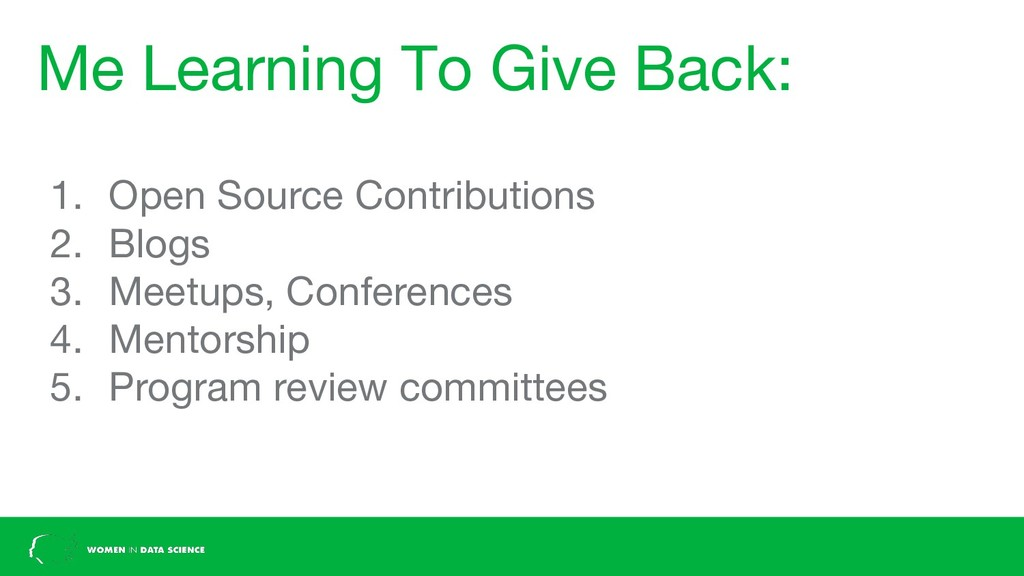 Me Learning To Give Back: 1. Open Source Contri...