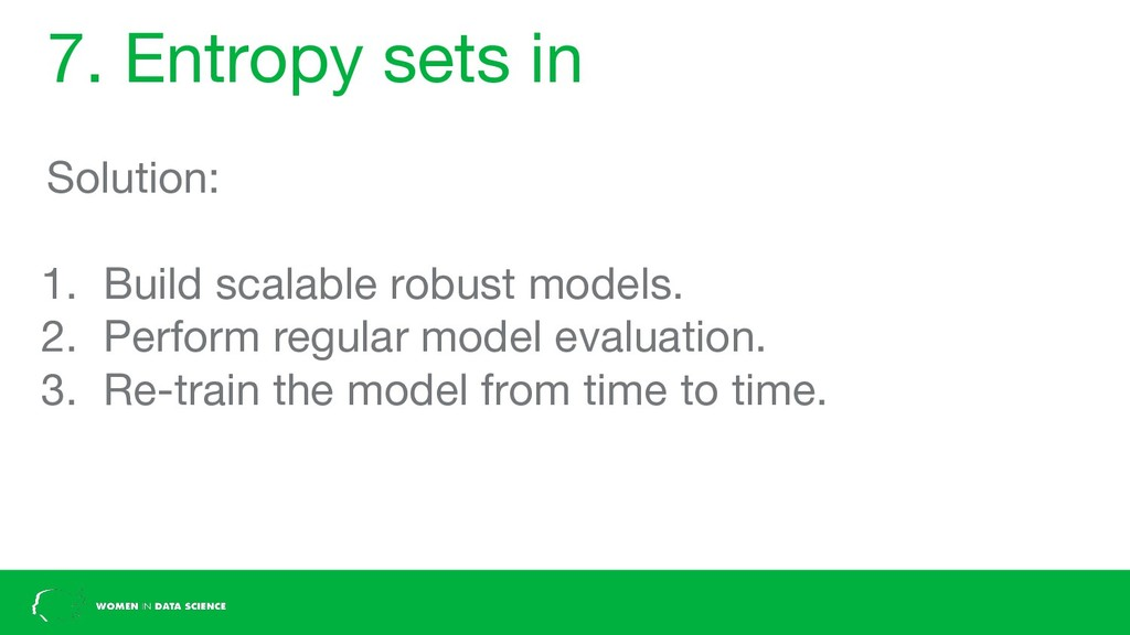 7. Entropy sets in Solution: 1. Build scalable ...
