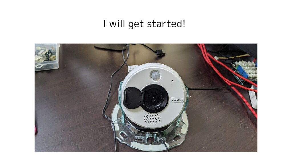 I will get started!