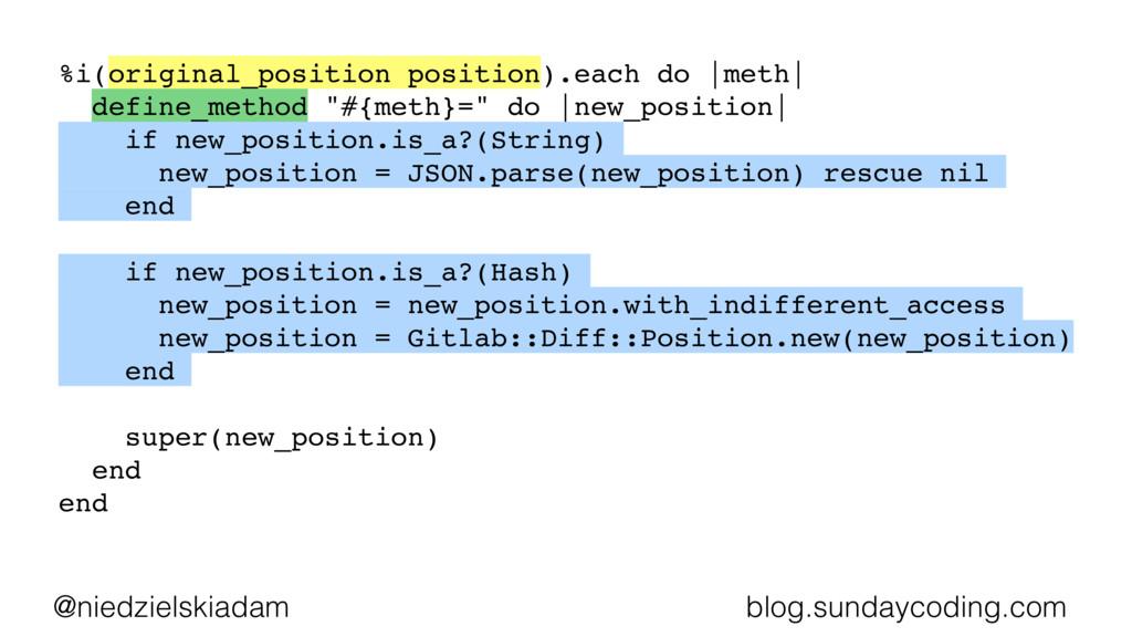 @niedzielskiadam blog.sundaycoding.com %i(origi...
