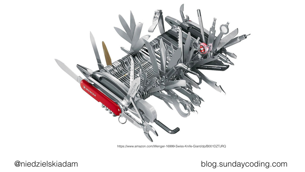 @niedzielskiadam blog.sundaycoding.com https://...
