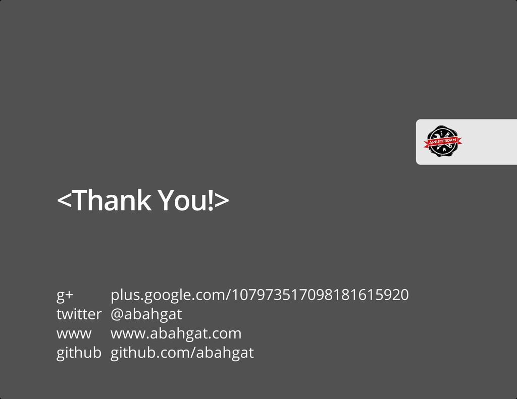 <Thank You!> g+ plus.google.com/107973517098181...