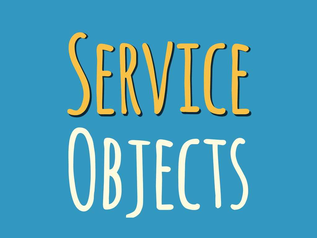 Service Objects