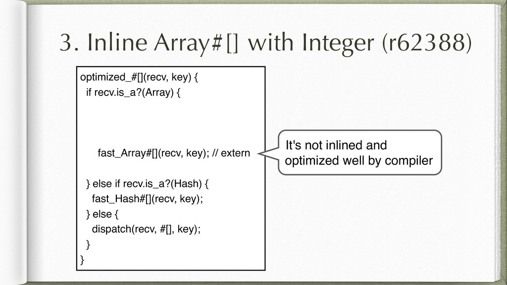 3. Inline Array#[] with Integer (r62388) optimi...