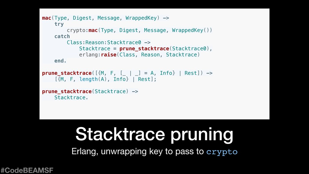 Erlang, unwrapping key to pass to crypto Stackt...