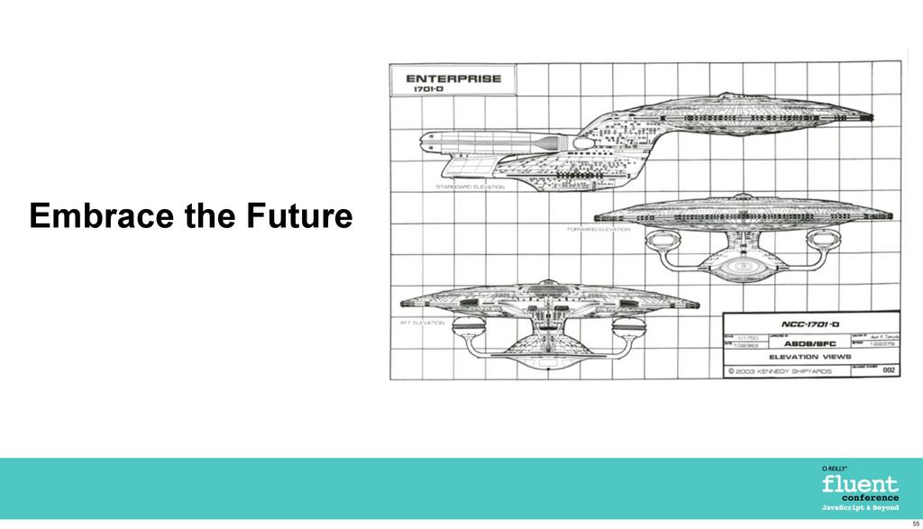 Embrace the Future 55