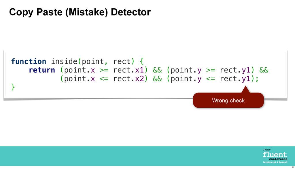 Copy Paste (Mistake) Detector function inside(p...